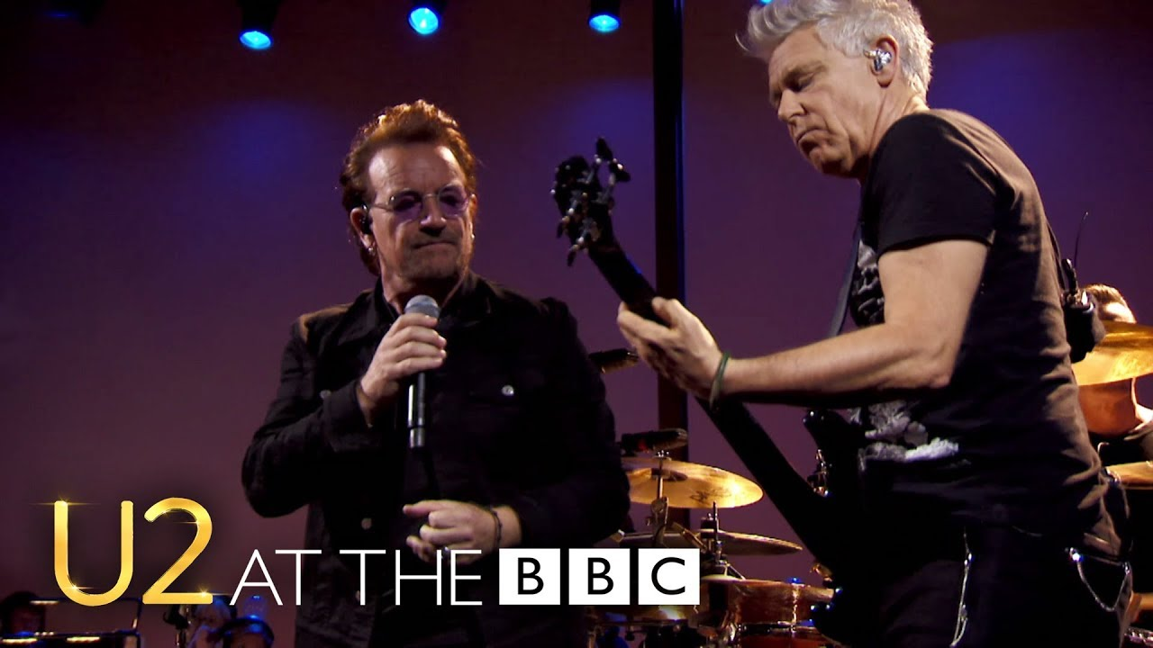 U2 - With Or Without You (U2 At The BBC)