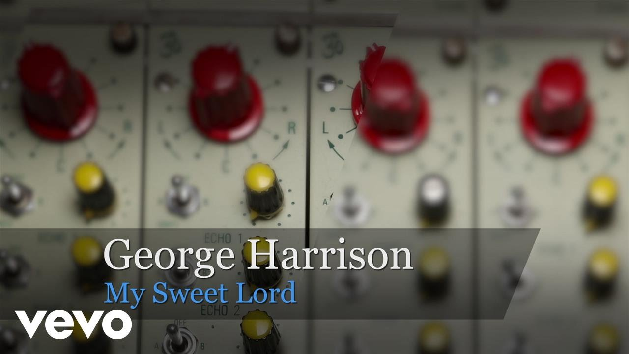 George Harrison - My Sweet Lord (Official Audio)