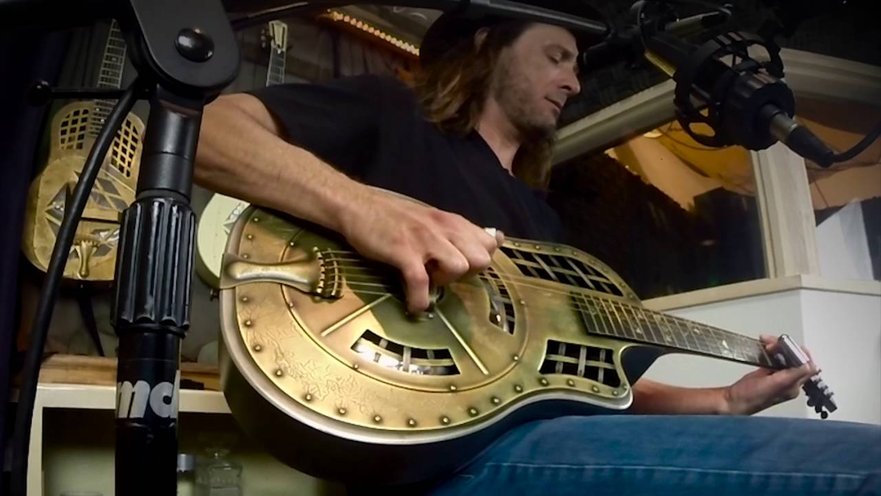 Tommy Johnson - Big Road Blues Played By Ben Powell