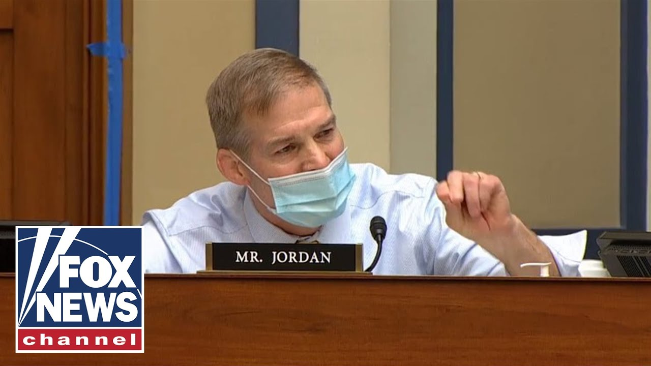 Jim Jordan faces off with Dr. Fauci in explosive hearing