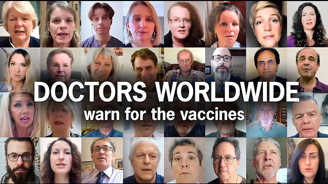 Worldwide Doctors Warn For The Vaccines - MUST SEE!