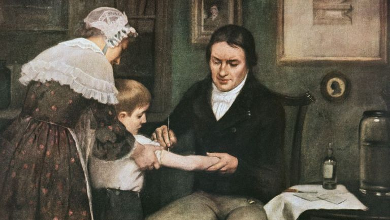 dr-edward-jenner-performing-his-first-vaccination-against-news-photo-1582272718