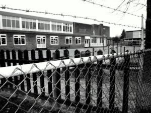 Bergen Belsen Sint Janschool Heerlen foto by Stan Rams