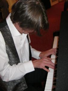 Piano in Okura Hotel Amsterdm 2019