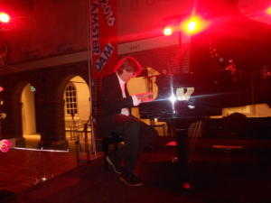 Stan Rams Piano Party 2016 Amsterdam