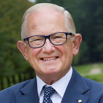 Pieter van Vollenhoven wil wapens voor BOA
